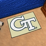 Georgia Tech Starter Mat 19'' x 30'' [2340-FS-FAN]