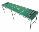 Georgia Tech Yellow Jackets 2'x8' Tailgate Table [TPC-D-GATC-FS-TT]