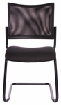 Getti Mesh Open Back Sled Base Side Chair - Set of 2 [GT3105-FS-VALO]