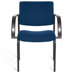 Getti Upholstered Open Back Four Post Side Chair [GT3004-FS-VALO]