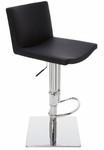 Gia Adjustable Stool in Black [HGGA386-FS-NVO]
