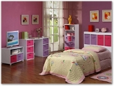 Girls's Bedroom Collection - 4D Concepts