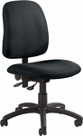 Goal Low Back Armless Operator Chair with Casters - Grade 3 [2239-5-GR3-FS-GLO]