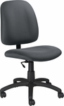 Goal QuickShip Low Back Armless Task Chair with Casters [2239-6-FS-GLO]