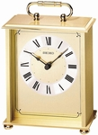 Gold Desk and Table Clock [QHG102GL-FS-SEI]
