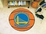 Golden State Warriors Basketball Mat [10213-FS-FAN]