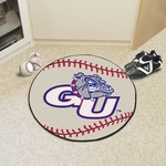 Gonzaga University Baseball Mat 27'' Diameter [1951-FS-FAN]
