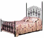 Gothic Series Bed with Frame [B-6000TW-FS-GCM]