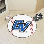 Grand Valley State University Baseball Mat 27'' Diameter 27'' diameter [5023-FS-FAN]