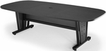 47.25'' D x 93.50'' W Modular Conference Table - Graphite [55118-GRPT-FS-MFO]