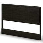 Gravity Collection Full/Queen Headboard in Ebony [3577256-FS-SS]