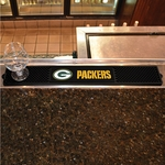 Green Bay Packers Drink Mat 3.25'' x 24'' [13986-FS-FAN]