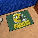 Green Bay Packers Starter Mat 19'' x 30'' [5757-FS-FAN]