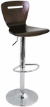 H2 Swivel Bar Stool Espresso [BS-TW-H2-ESP-FS-LUMI]