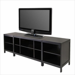 Hailey 3-Pc Media Center [92319-FS-WWT]