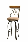 Hamilton Swivel Bar Stool [697-481-FS-PO]