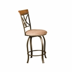 Hamilton Swivel Counter Stool [697-726-FS-PO]