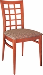 Hampton Wood Side Chair [4003C-FS-CMF]