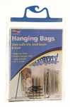 Hanging Bags for Small Item Storage and Organization - Pack of 10 [HU2200-FS-CPR]