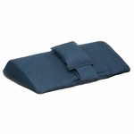 BetterBack® Hanging Lumbar Support Roll with Balancing Strap - Blue [BB2005BL-FS-JB]