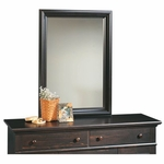 Harbor View 30''W x 43''H Dresser Mirror with Wooden Frame - Antiqued Paint [401327-FS-SRTA]
