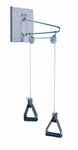 Economy Wall Mounted Overhead Pulley - 10''W X 16''L X 8''H [HAU-S-950-FS-HAUS]