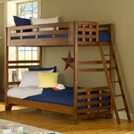 Heartland Twin Bunk Bed [1800-33BNK-FS-AWC]