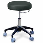 Heavy-Duty Air-Lift Stool - 20'' - 24''H [HAU-2151-FS-HAUS]