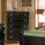 Heirloom Five Drawer Chest [2900-150-FS-AWC]