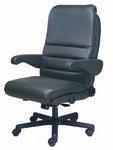 Hercules 3000 Office Chair in Leathermate [OF-HERC30-LLM-FS-ARE]