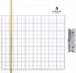Heritage Gridded Sketch Board - 18.5''H [GB1819-FS-ALV]