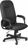 Value Executive High-Back Task Chair - Black [670-805-FS-MFO]