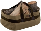 Hickory Jumbo Log Carrier - Tan