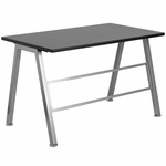 High Profile Desk [NAN-JN-2804W-GG]