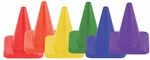 High Visibility Flexible Vinyl Cone Set [C6SET-FS-CHS]