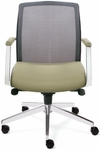 Highway Swivel Chair with Mesh Back [HW16060-FS-DV]