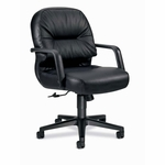 The HON Company 2090 Series Pillow Soft Managerial Mid Back Chair [HON2092SR11T-FS-SP]