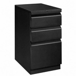 The HON Company Brigade Series with R Pull Mobile Filing Pedestal [HON33723RL-FS-SP]