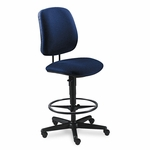 HON® 7700 Series Swivel Task stool - Blue [HON7705AB90T-FS-NAT]
