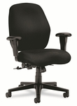 HON® 7800 Series Mid-Back Task Chair - Tectonic Black [HON7823NT10T-FS-NAT]
