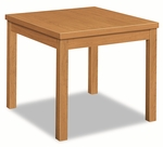 HON® Laminate Occasional Table,  Rectangular,  20''W x 24''D x 20''H,  Harvest [HON80193CC-FS-NAT]