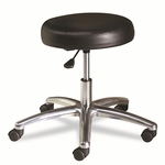 HON® Medical Exam Stool without Back,24.25''W x 27.25''D x 22''H,Black [HONMTS01EA11-FS-NAT]