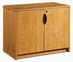 Honey 2 Door Storage Cabinet with Lock [ML113-HONEY-FS-MAR]