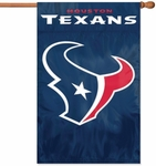 Houston Texans Applique Banner Flag [AFTX-FS-PAI]