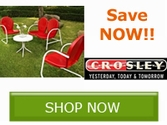 Crosley Outdoor Furniture Sale!! Save Now!!