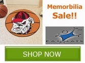 Huge Savings on Sports Memorbilia from Fanmats!!!