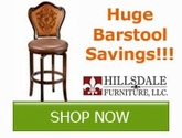Huge Savings on Hillsdale Barstools!! Save Now!!