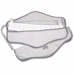 Hydrocollator Foam - Filled Terry Cover - Neck Contour Sling [1120-FS-CG]