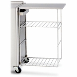 Hydrocollator Side Table Rack [4010-FS-CG]
