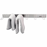 Hydrocollator Wall Mounted Towel Rack [4016-FS-CG]